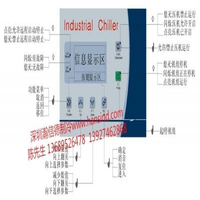 冷水机控制器