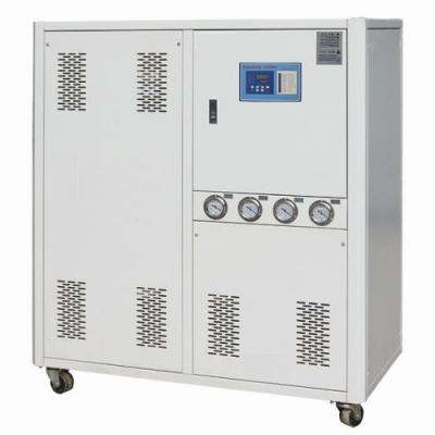 机箱式冷水机